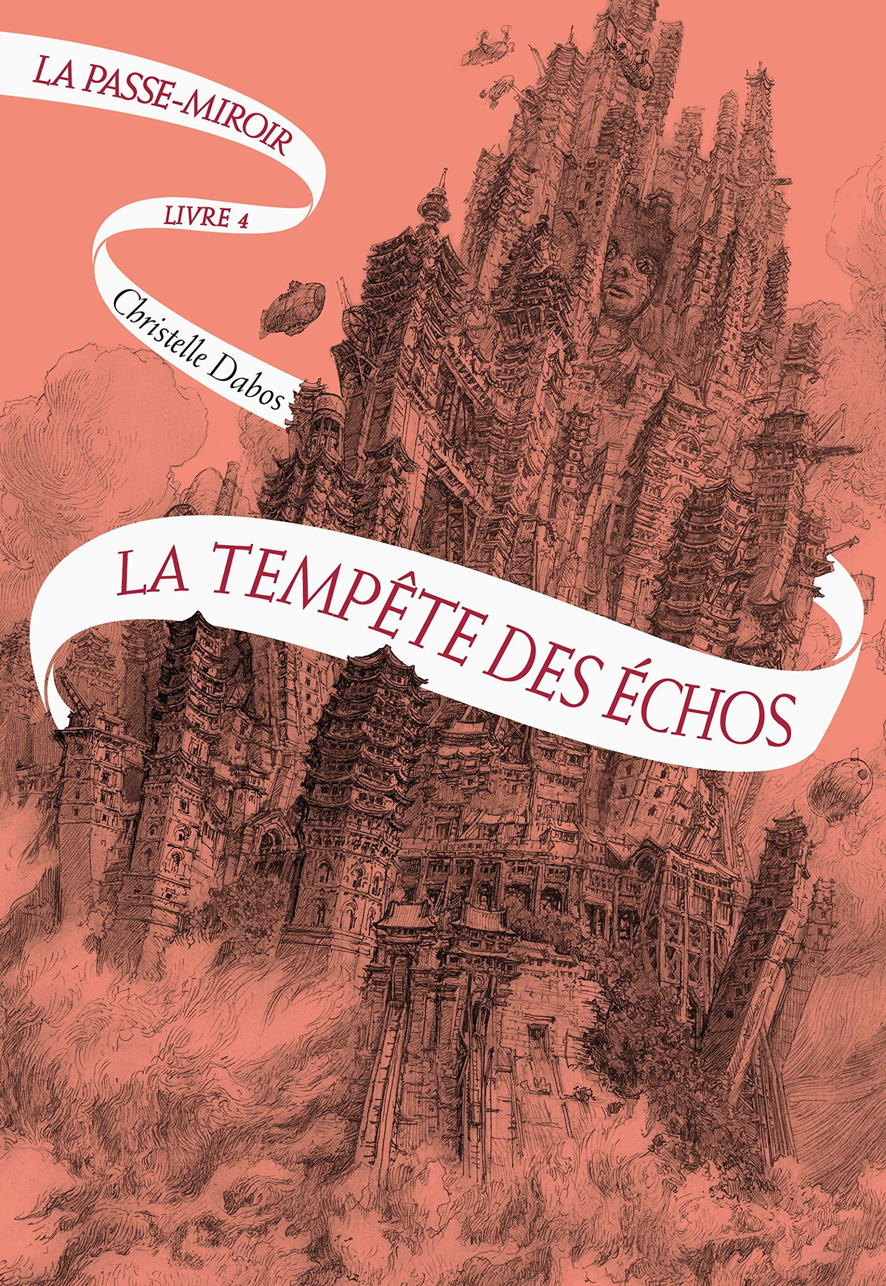 La Passe-miroir - Tome 4 : La Tempête des échos de Christelle Dabos  A1qe70pAGiL