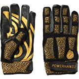 POWERHANDZ Weighted Anti Grip Basketball Gloves