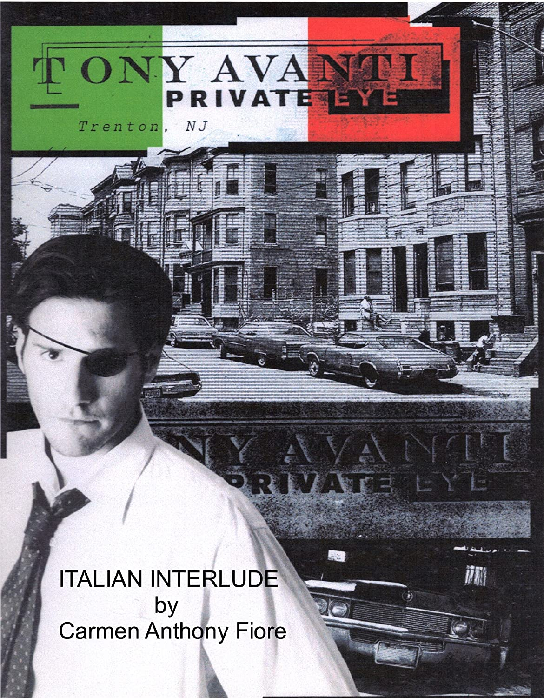 Italian Interlude (Tony Avanti, Private Eye Book 6)