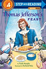 Thomas Jefferson's Feast (Step into Reading) (Step #4) Paperback