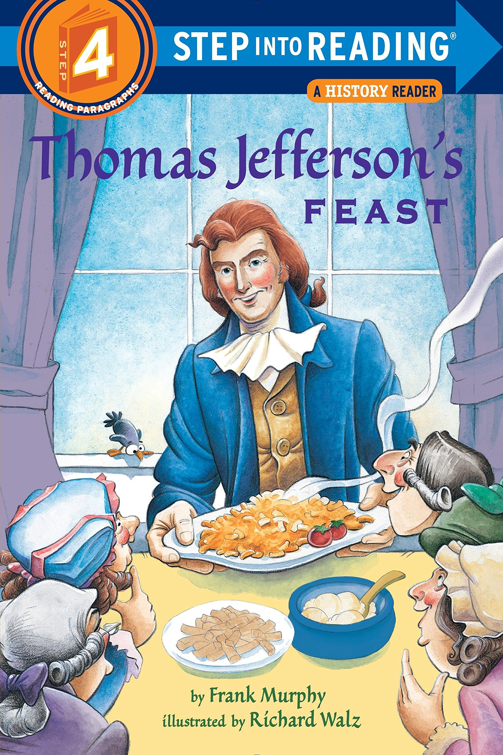 Download Thomas Jefferson's Feast (Step into Reading) (Step #4) ebook