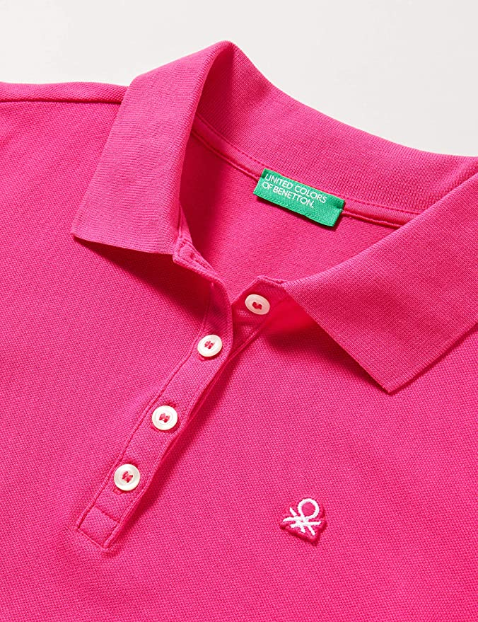 United Colors of Benetton Maglia Polo M/M Niñas: Amazon.es: Ropa y ...