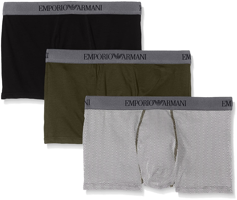 TALLA X-Large. Emporio Armani Underwear Bóxer para Hombre