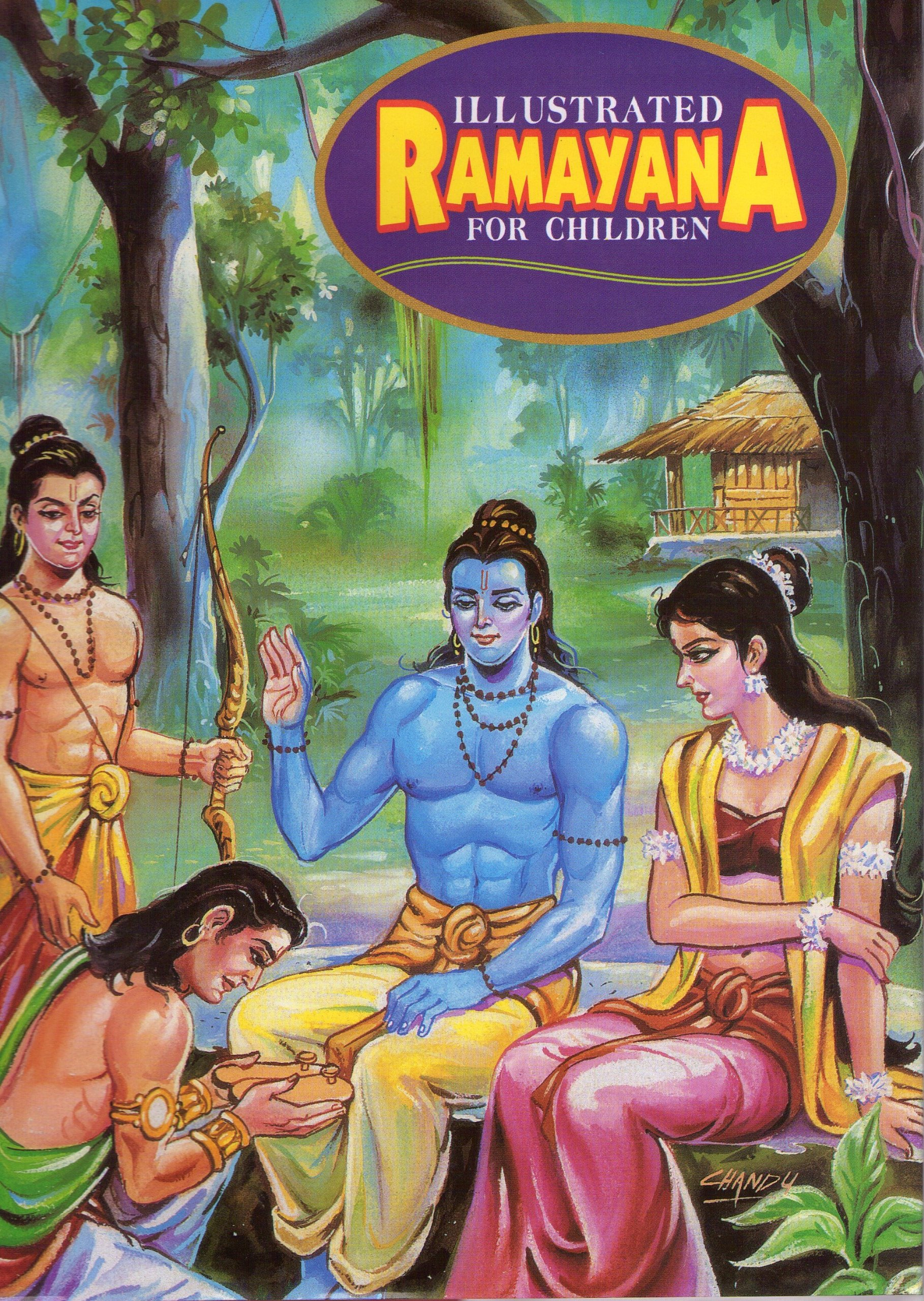 English pdf full ramayana story in