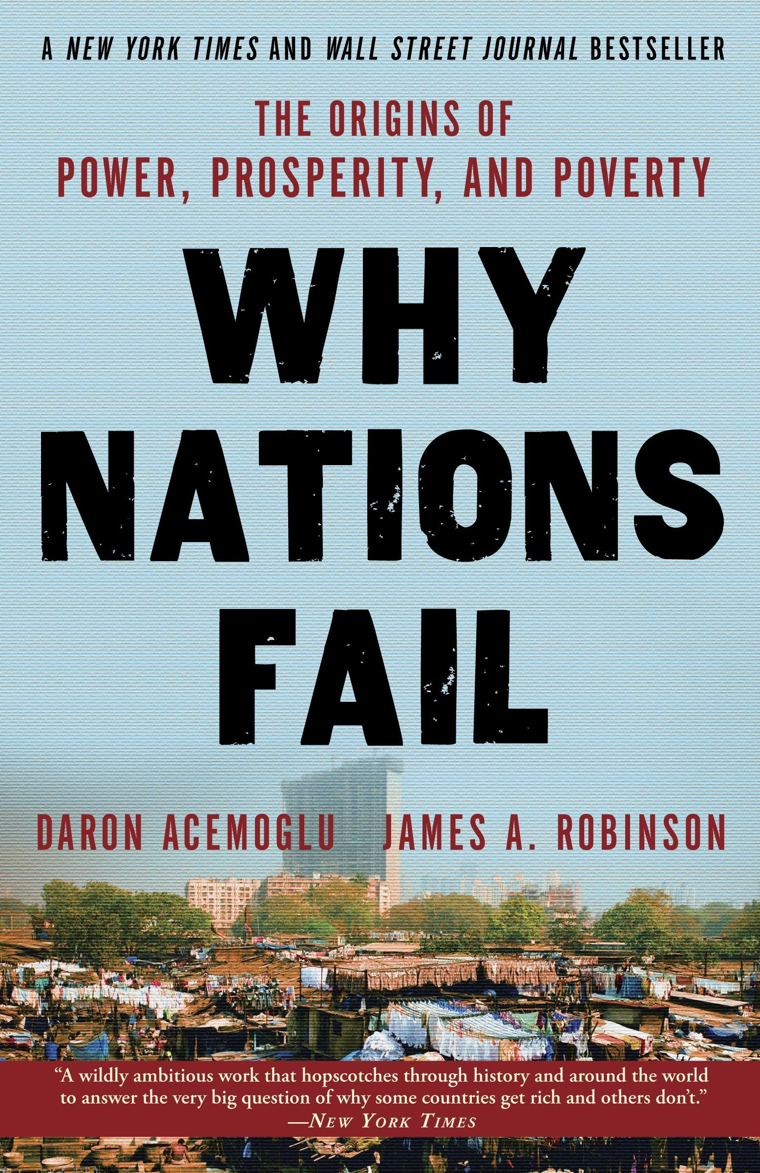 Read Online Why Nations Fail: The Origins of Power, Prosperity, and Poverty pdf epub