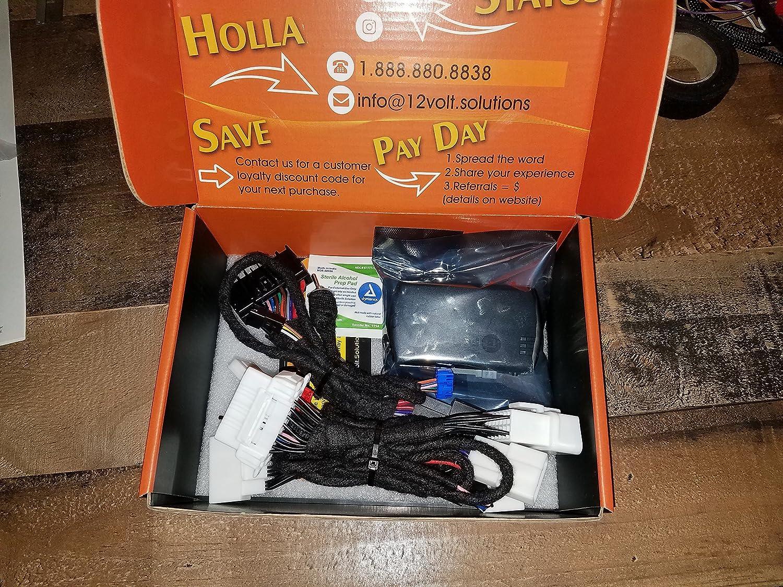 2010 2018 Toyota 4runner G Key 2011 2014 Sienna Starter Wiring Diagram Plug Play Remote Start Kit Car Electronics