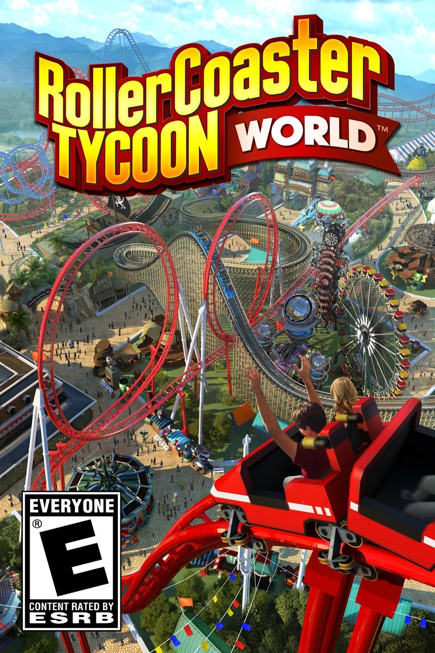 Rollercoaster Tycoon World  Online Game Code
