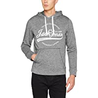 JACK & JONES Herren Kapuzenpullover Jorpanther Sweat Hood Noos