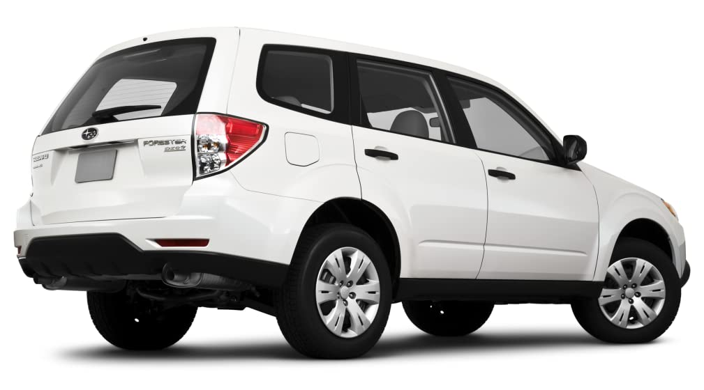Amazon.com: 2010 Subaru Forester Reviews, Images, and Specs: Vehicles