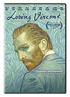 Book Cover: Loving Vincent