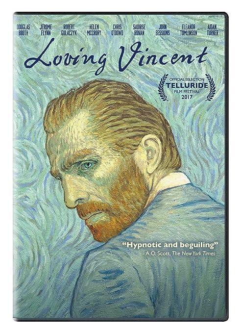 Loving Vincent [Edizione: Stati Uniti] [Italia] [DVD ...