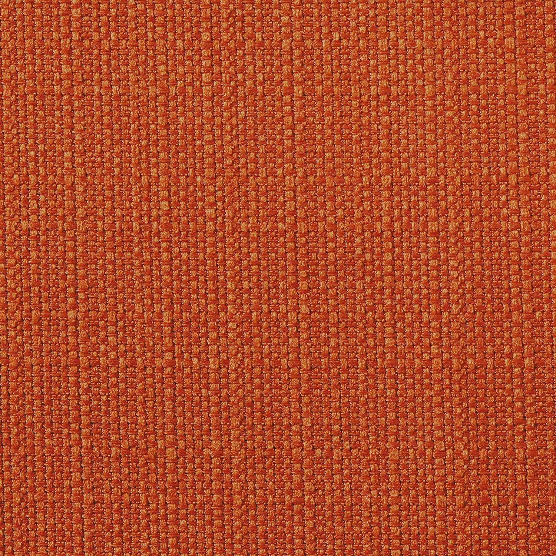 Homelegance Fabric Barrel Chair, Orange