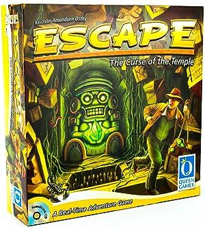 Escape: The Curse of the Temple image