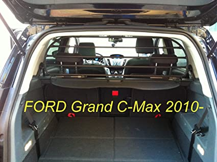QUALITY HEADREST WIRE MESH DOG GUARD RENAULT CLIO 09-