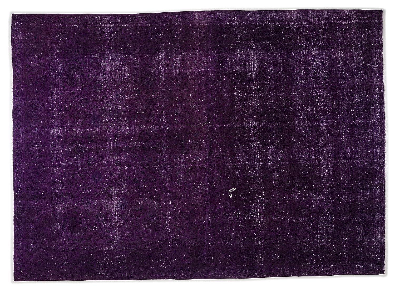 Bespoky ペルシア語 手織 ラグ 紫の 特大の 285 X 393 Cm   B07HKY83GL