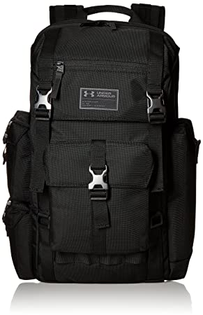 Mochila Under Armour CORDURA Regiment - Black 001: Amazon.es: Deportes y aire libre