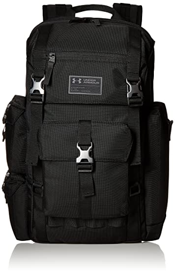 black under armor backpack