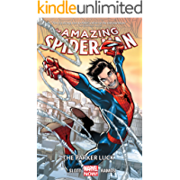 Amazing Spider-Man Vol. 1: The Parker Luck book cover