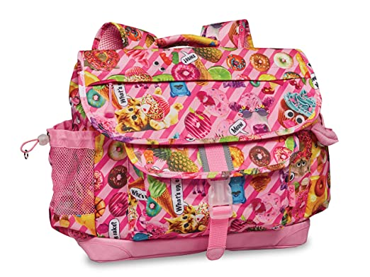 Amazon.com  Bixbee Little Girls  Funtastical Backpack, Medium  Clothing e531d68209