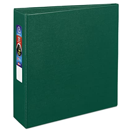 amazon com avery heavy duty binder with 3 inch one touch ezd ring