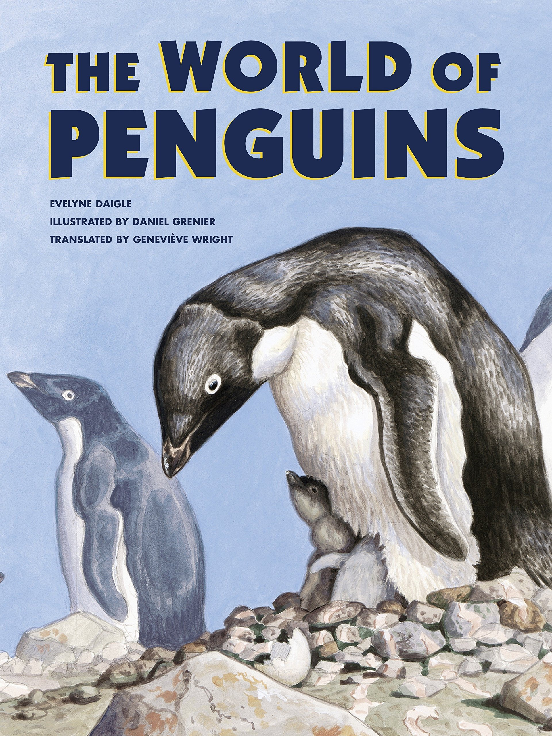 Read Online The World of Penguins pdf epub