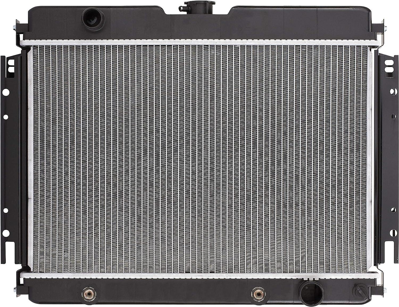Spectra Premium CU289 Complete Radiator for Buick//Chevrolet