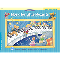 Music for Little Mozarts, Lesson Book 3: A Piano Course to Bring Out the Music in Every Young Child book cover