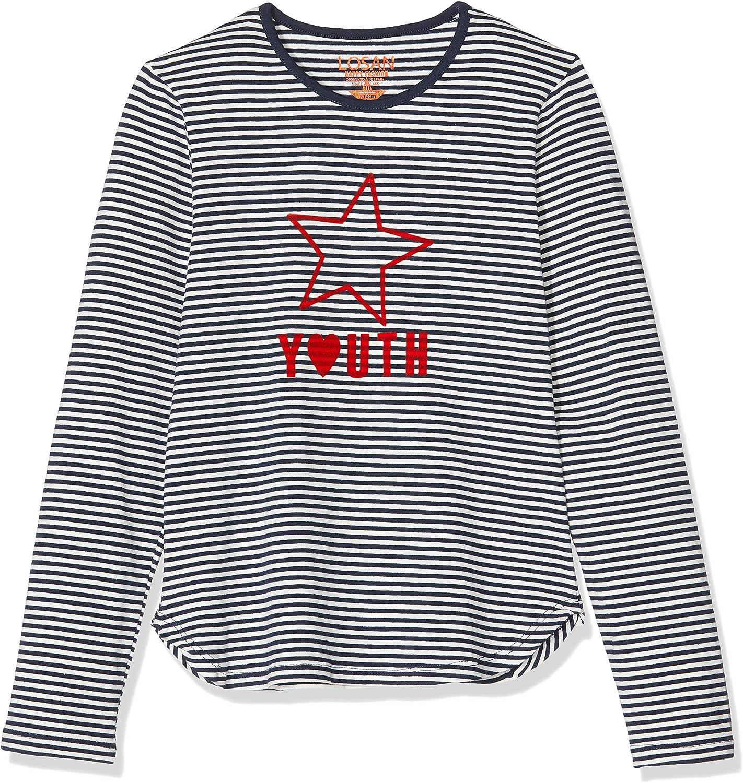 losan Camiseta de Manga Larga para Ni/ñas