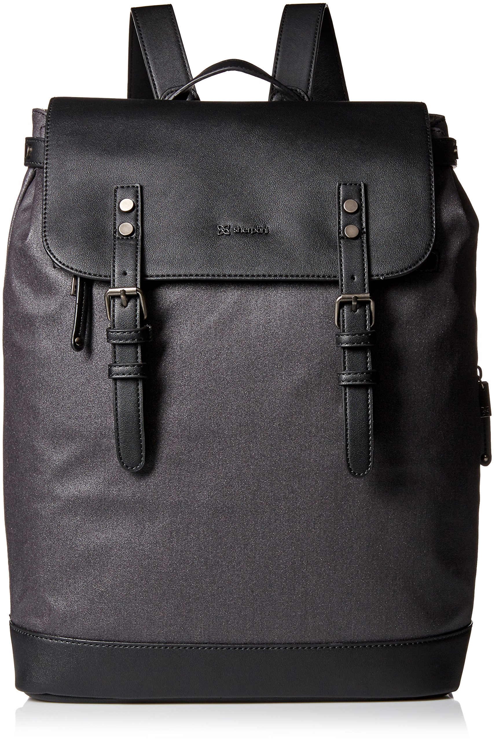Sherpani Fixx Laptop Backpack, Black