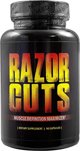 Razor Cuts National Health Products 90 Cap