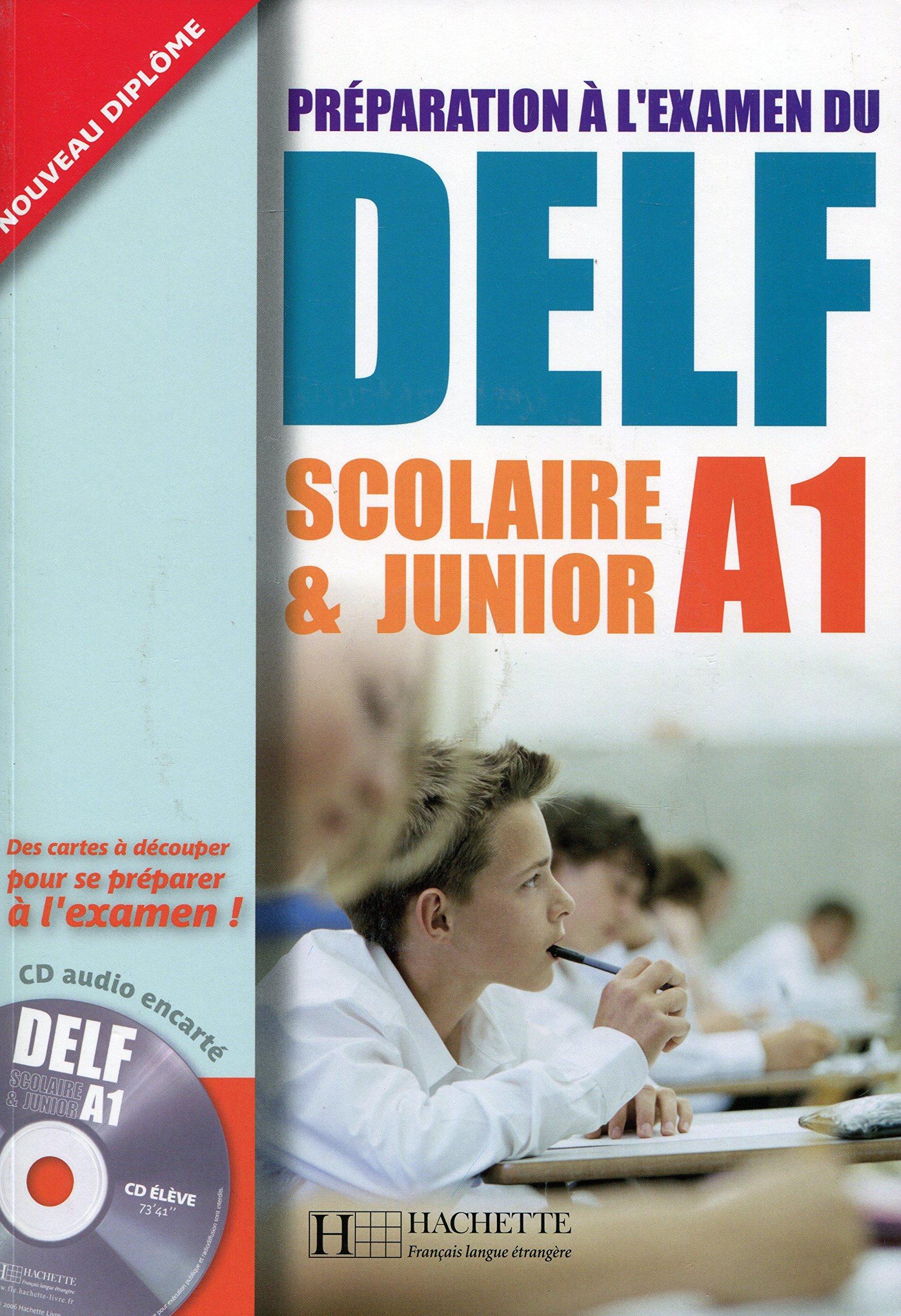 Delf scolaire et junior. A1. Livre de lélève con corrigés. Per le Scuole superiori. Con CD Audio: Amazon.es: M-C Jamet: Libros en idiomas extranjeros