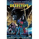 Batman: Detective Comics Vol. 5: A Lonely Place of Living (Rebirth)
