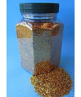 """Glitter Glitterstaub Farben Turkis  Dose 350g /""""Top Qualität/"""" 19409"""