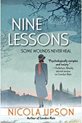 Nine Lessons: A Josephine Tey Mystery Kindle Edition