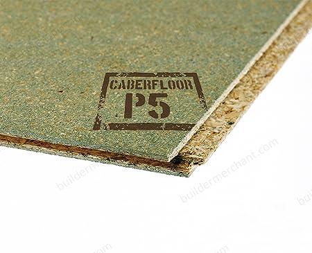 T G Spanplatte Bodenbelag 18 Mm 1200 Mm X 600 Mm 122 Cm X 2 Ft