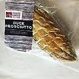 Duck Prosciutto Sliced - Dry Cured Duck Breast - 2oz