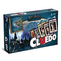 Winning Moves - Gioco da Tavolo - Cluedo Harry Potter Edizione da Collezione, 02400