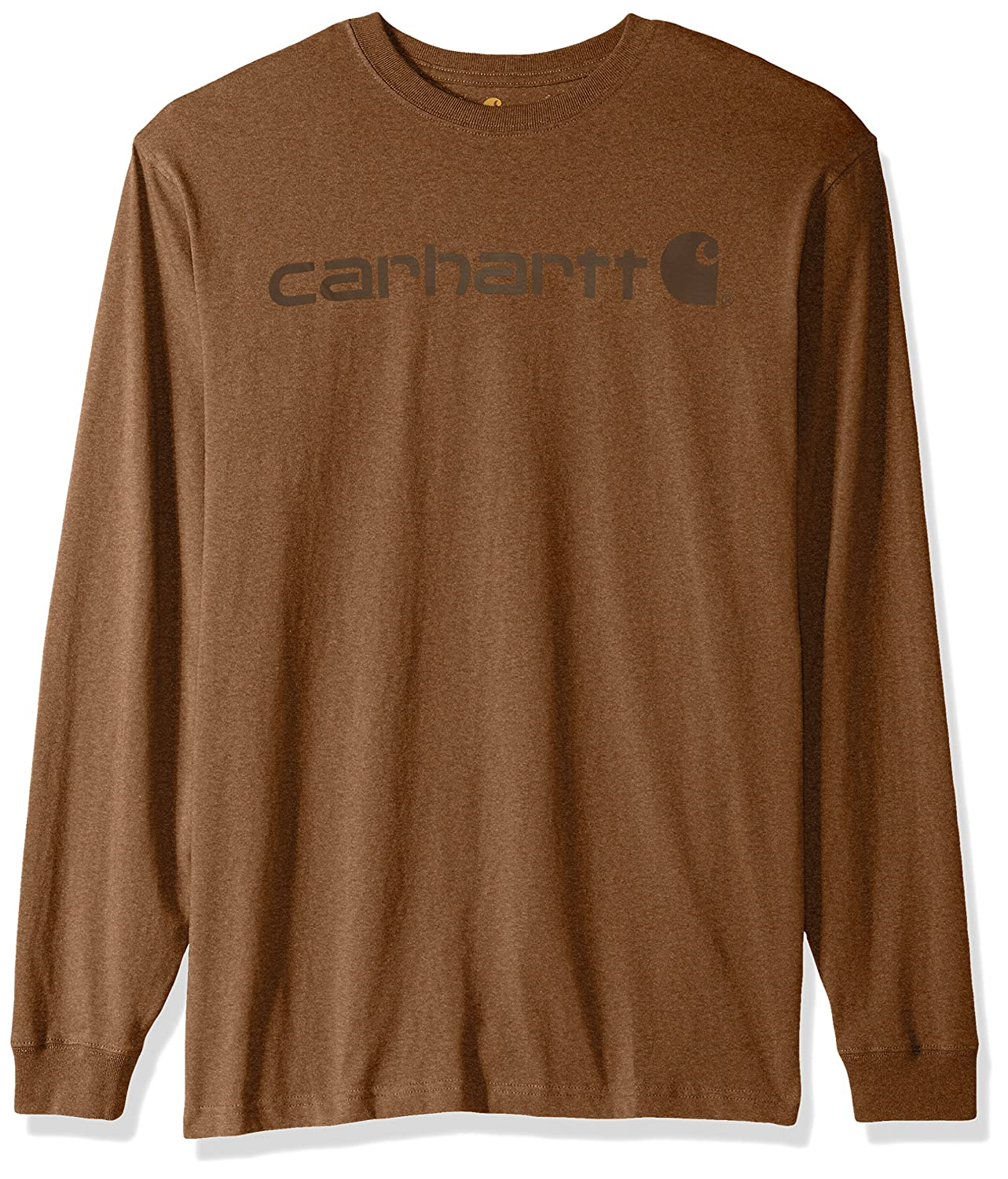 Carhartt SHIRT メンズ B06X3XZC3T 3L|Barrel Heather Barrel Heather 3L