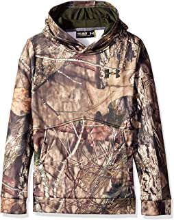 Under Armour Boys Icon Camo Hoodie
