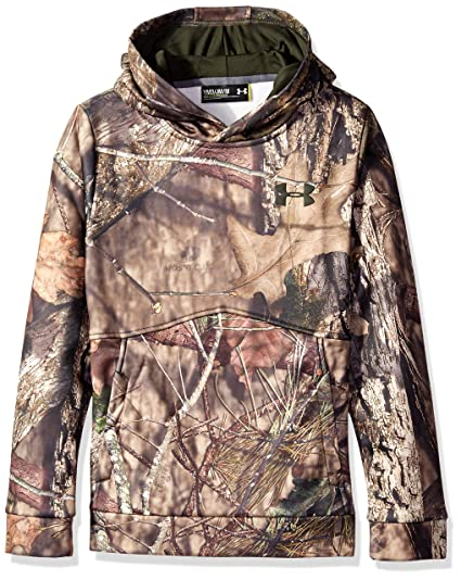 68be8e7401dc Amazon.com  Under Armour Boys  Icon Camo Hoodie  Sports   Outdoors