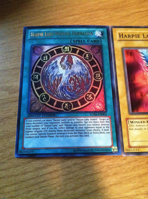 oracle harpie LED4-FR002 Yu-Gi-Oh