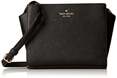 9781af078 Image Unavailable. Image not available for. Colour: Kate Spade New York  Cedar Street Hayden Crossbody - Black