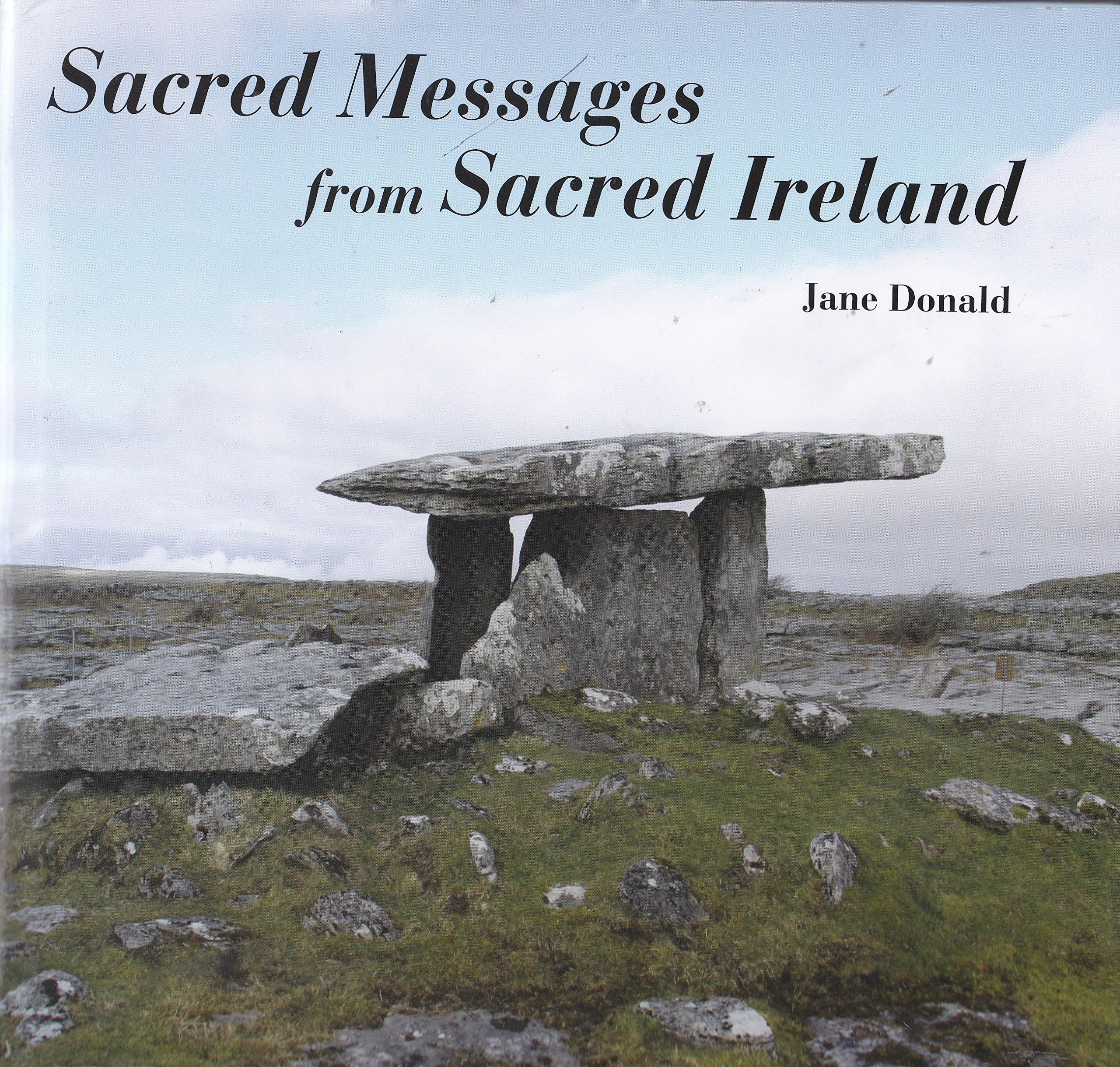 Download Sacred Messages from Sacred Ireland pdf epub