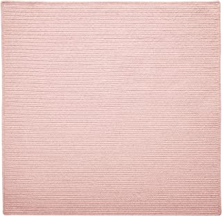 product image for Colonial Mills Westminster Area Rug 5x5 Blush Pink