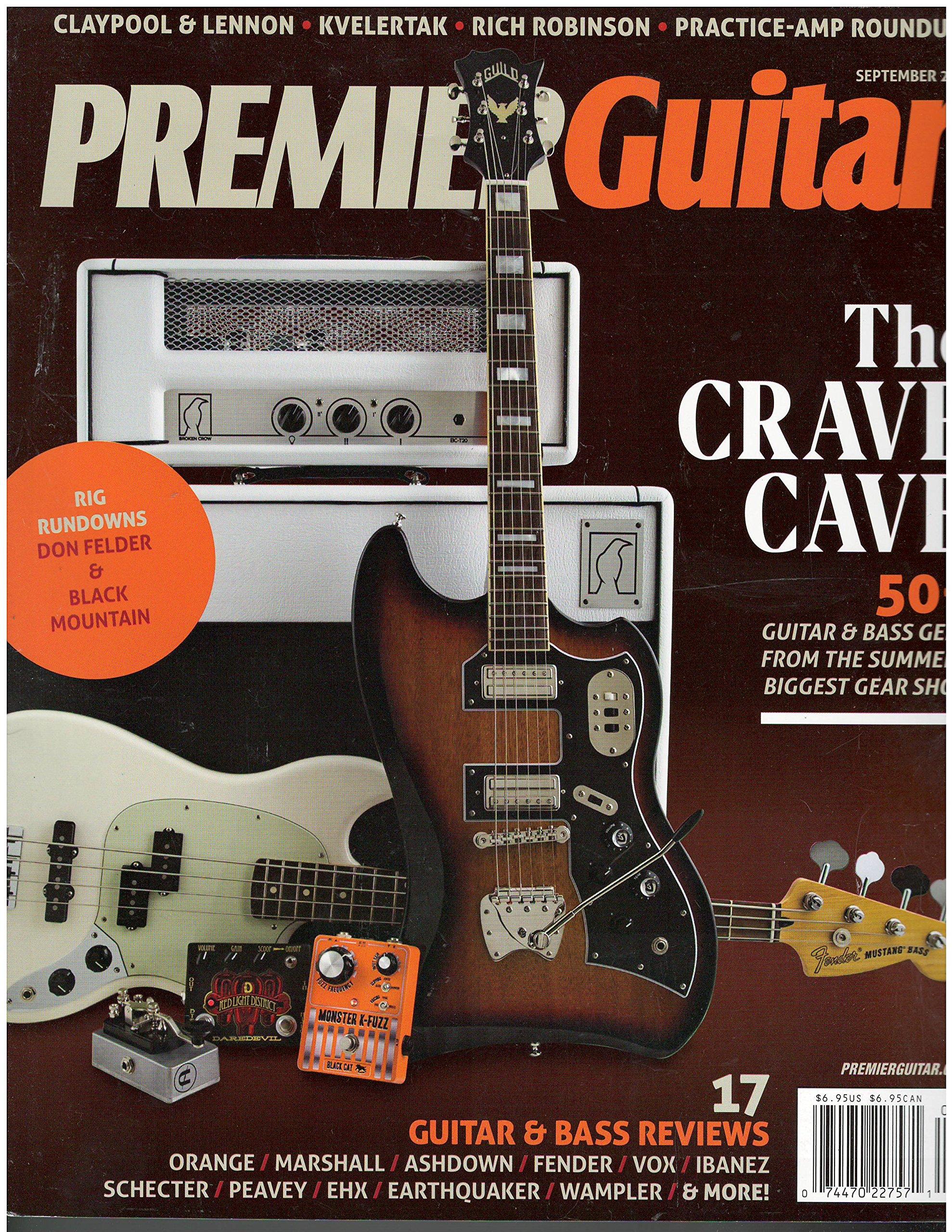 Top 10 Best premier guitar magazine