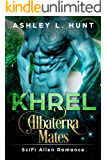 Khrel: A Paranormal Sci-Fi Alien Romance: Albaterra Mates Book 5