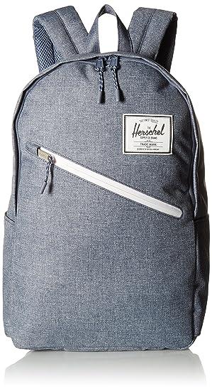 365d0ededf4 Herschel Classics Parker 19 Litre Back Pack Ruck Sack Dark Chambray  Crosshatch