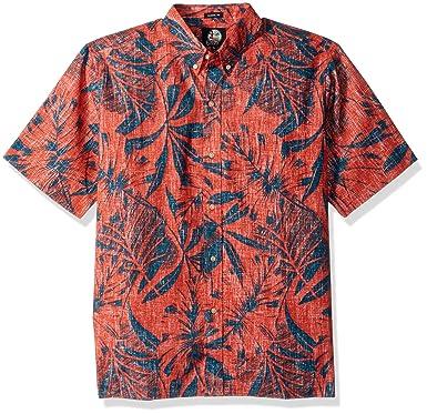 70cea71b2cd Amazon.com  Reyn Spooner Men s Kaha Lau Spooner Kloth Classic Fit ...
