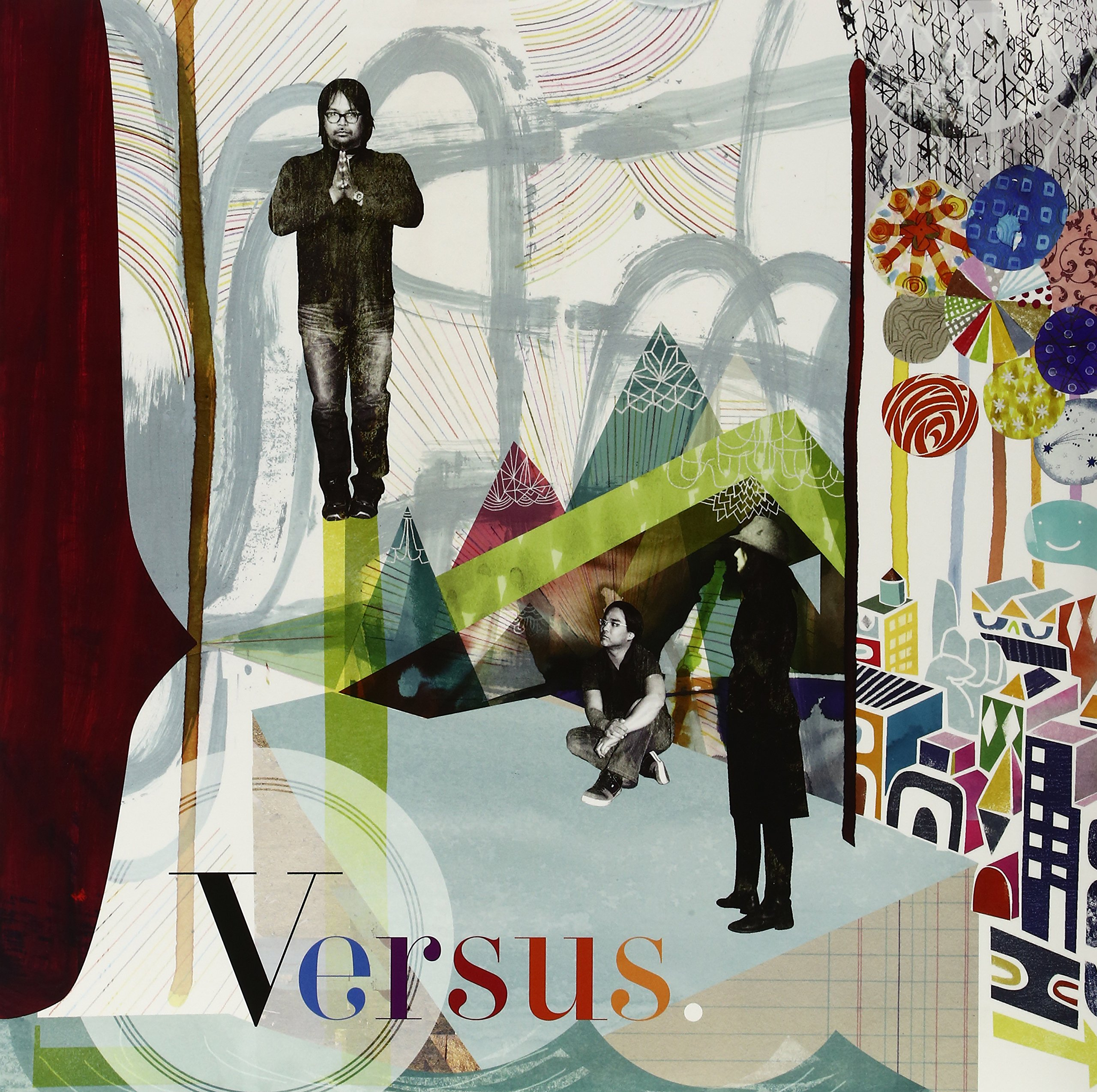 Vinilo : Versus - On The Ones And Threes (Limited Edition, Digital Download Card)