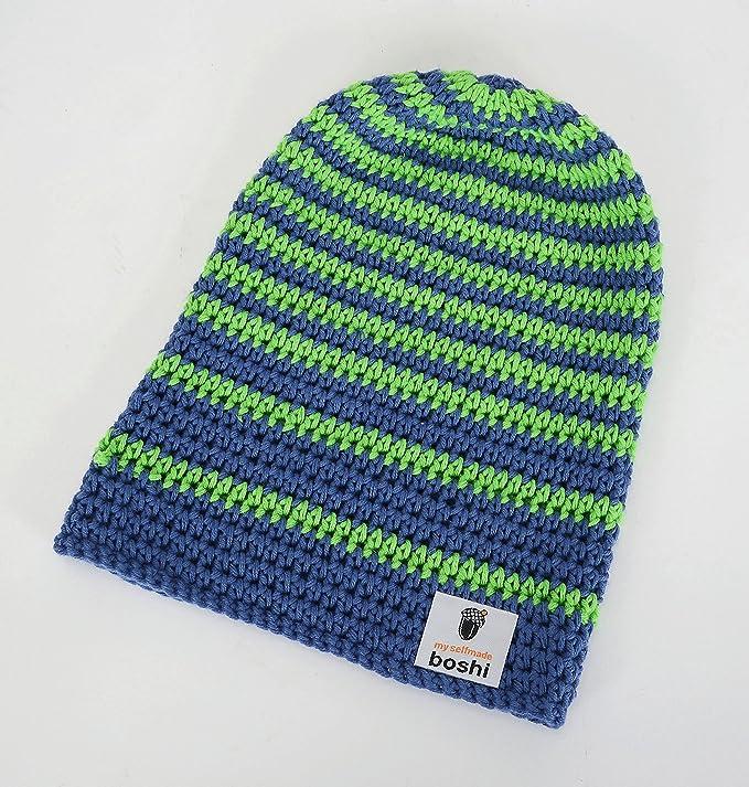 Jeux Noris 606318077 Crochet Set Myboshi Titus Chikuma Myrtille